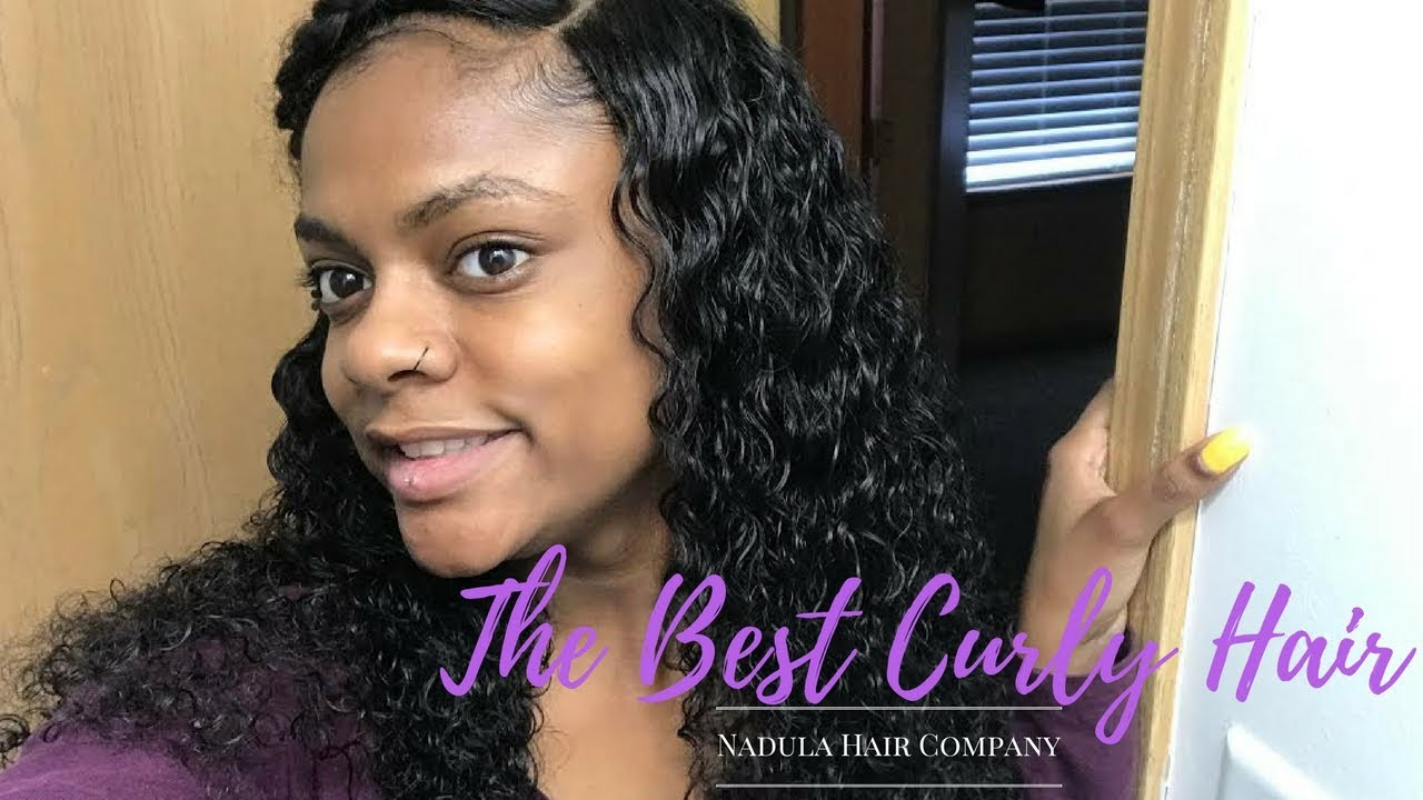 The BEST Curly Hair | Nadula Hair Company | KasiaMae ...