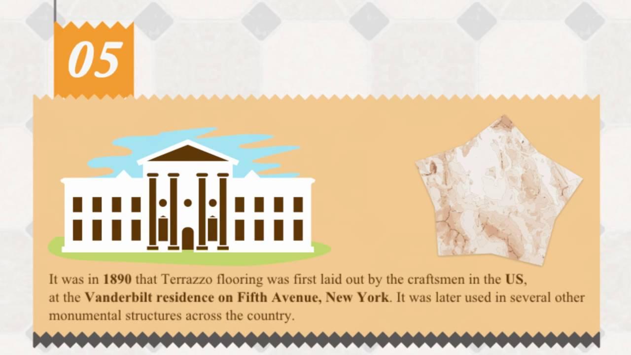 History Of Terrazzo 863 655 0164 Youtube