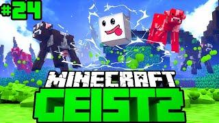 DIE SUPERKRAFT vom GEIST (ENDLICH HERAUSGEFUNDEN)?! - Minecraft Geist 2 #24 [Deutsch/HD]