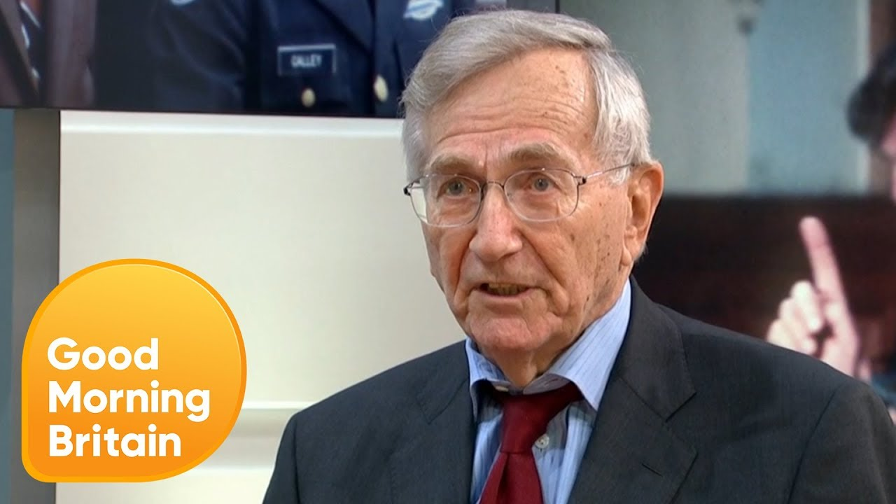 Seymour Hersh Says The Democrats Latest Attack On Trump Is Childish And Silly Good Morning Britain