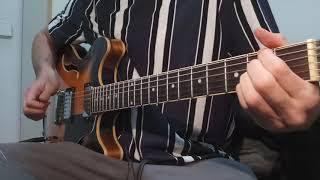 (Don't Let The Dragon) Draag On- King Krule GUITAR COVER+TABS