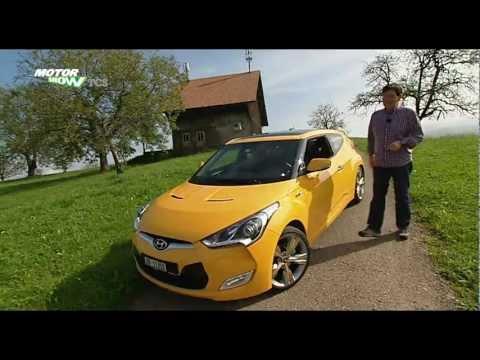 Hyundai Veloster Coup mit Hintereingang