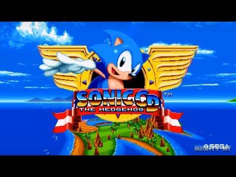 Sonic Mania CD Mod