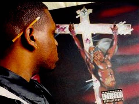 Riskie Speaks on Creating The Infamous Tupac 'Makaveli' Album Cover & Being A Part of DeathRow