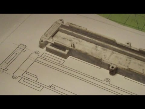 (QUICK BLUEPRINT UPDATE) Paper Full Size Dual-Action Hidden Blade