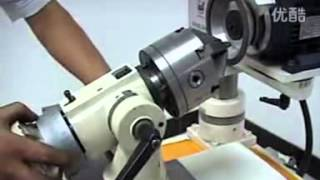 universal cutter grinder,tap sharpener,gun drill sharpener,drill bit grinding machine