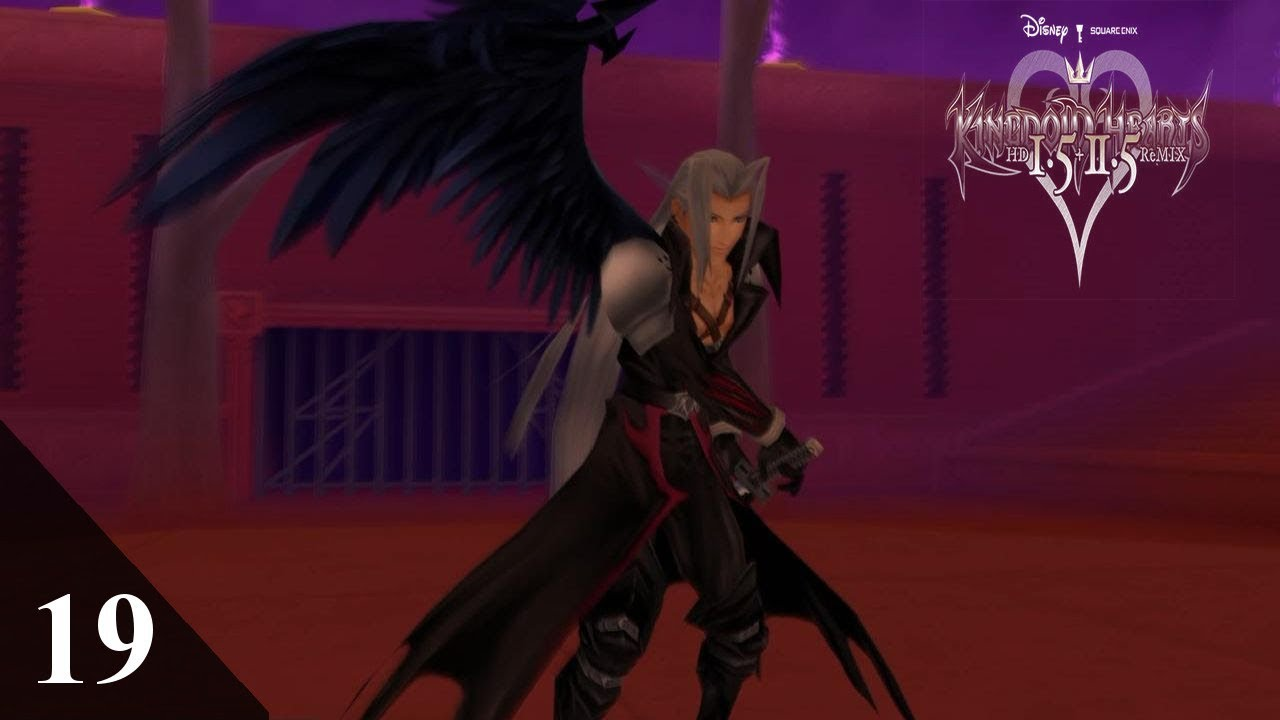 Sephiroth Kingdom Hearts Hd 1 5 Remix Wiki Guide Ign