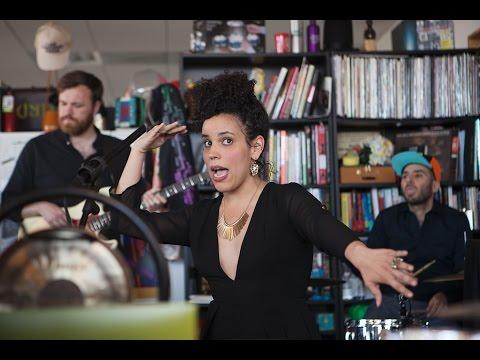 Xenia Rubinos: NPR Music Tiny Desk Concert