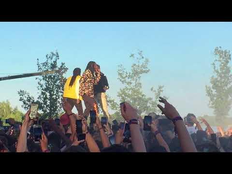 Migos & DJ Durel - Higher We Go / Supastars (Entrance) [Live @ WOO HAH! Festival Beekse Bergen]