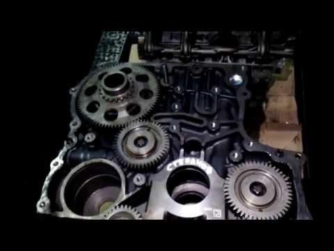 Mercedes Sprinter OM651 или Как НЕ НАДО ремонтировать постели коленвала