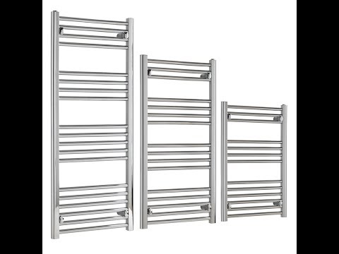 Buy Standard Heated Towel Rails For Central Heating / Electric at solairequartz.com