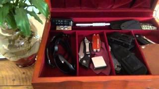 The Perfect Edc Storage...ava Jewelry Box