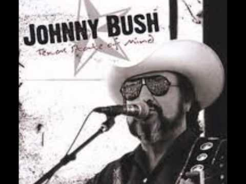 Johnny Bush - Green Snakes On The Ceiling