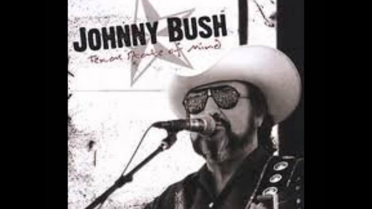 Johnny Bush - Green Snakes On The Ceiling - YouTube
