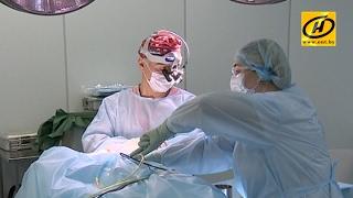 Уникальная операция по удалению опухоли головного мозга