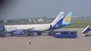 Vadodara International Airport, Various aircrafts movements