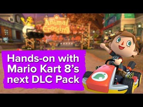 Mario Kart 8 x Animal Crossing DLC review • Eurogamer net