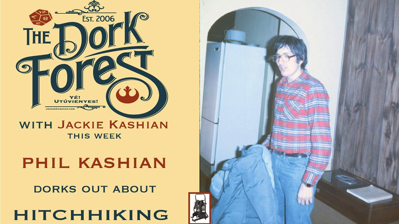 Hitchiking and the open Road w Phil Kashian – EP 530 | The