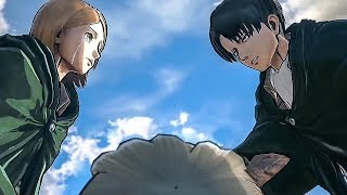 Attack on Titan Gameplay Overview For PS4, PS3, & PS Vita | (Shingeki no Kyojin 進撃の巨人)
