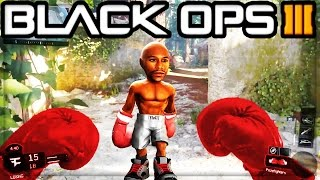Repeat youtube video BOXING GLOVES GAMEPLAY!! - BLACK OPS 3 NEW DLC WEAPON (BO3 BOXING GLOVES)