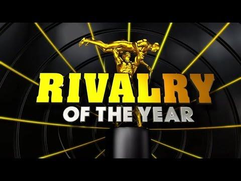 Rivalry of the Year: 2015 WWE Slammy Awards - Tonight Live on Raw