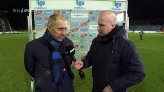 Rozhovor s Romanem Pivarníkem (Zlín - Plzeň 0:0)