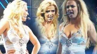 Britney Spears - The Femme Fatale Tour: Steamweaver Megamix