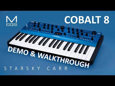 MODAL COBALT8: review, demo walkthrough and tutorial