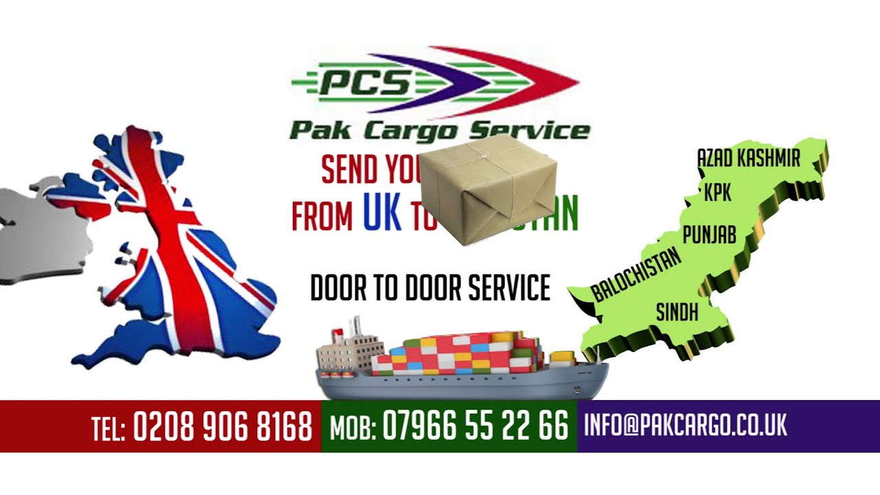 Pak Cargo Services 10sec
