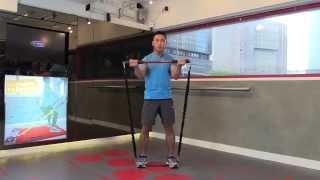 Adidas Training Bar - Bicep Curl