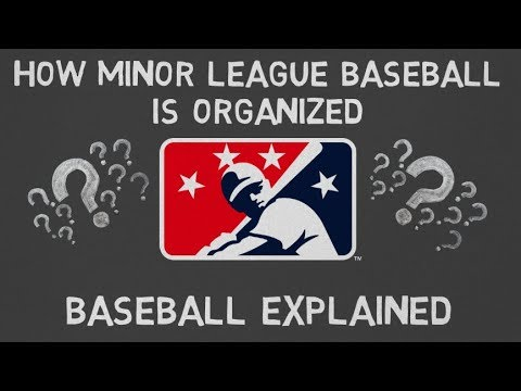 How Minor League Baseball is Organized | Baseball Explained