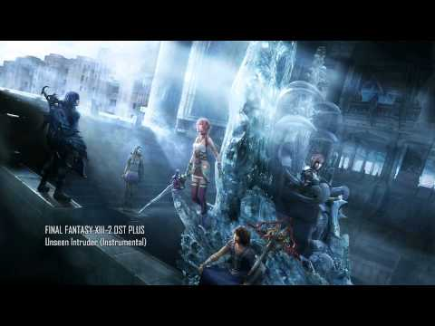 Final Fantasy XIII-2 OST PLUS - Invisible Invaders (Instrumental) Extended