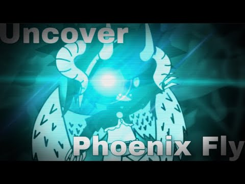 •Uncover• •Phoenix Fly• /2 In One Glmv/ (I'm Back?!?!) ~New Oc~