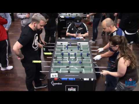P4P Maritim Open 2017 - Mixed Finale: Detre / Andres - Brauns / Stihler