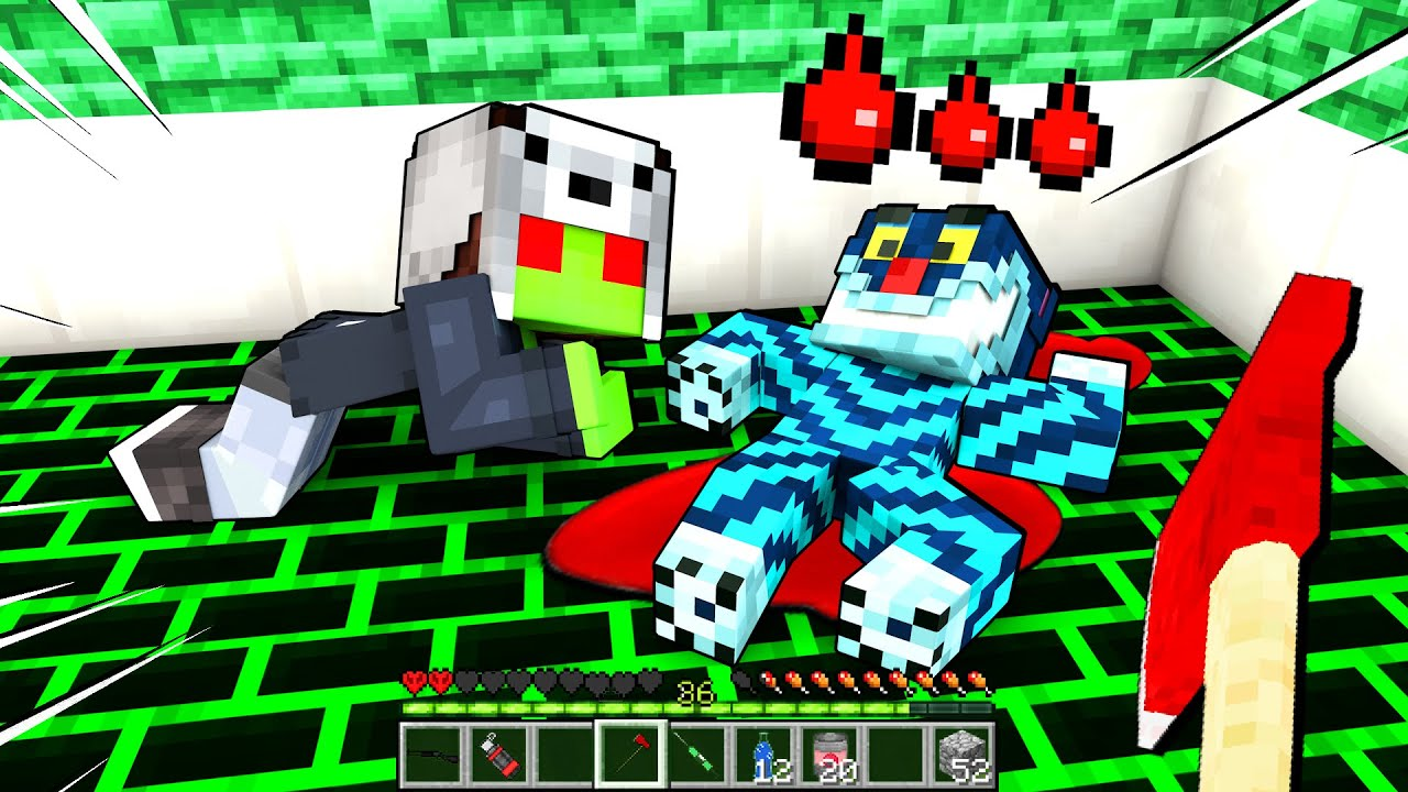 GIORGIO HA MANGIATO ALEX!! - Minecraft Epidemia 034