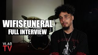 Wifisfuneral on the Pain of Losing XXXTentacion, Drug Addiction, Suicide Attempts (Full Interview)