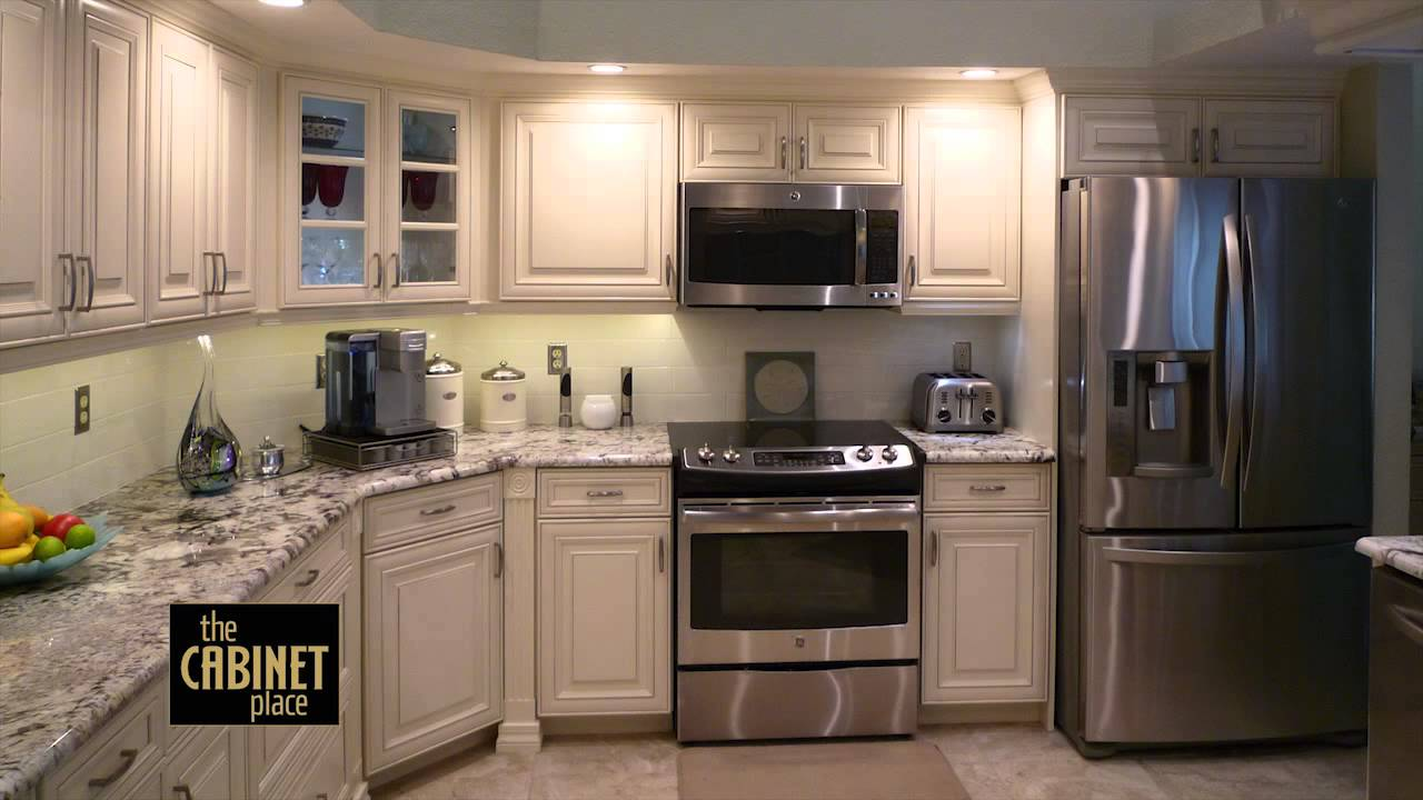 kitchen remodel bathroom remodel custom closets the cabinet place tampa bay fl youtube