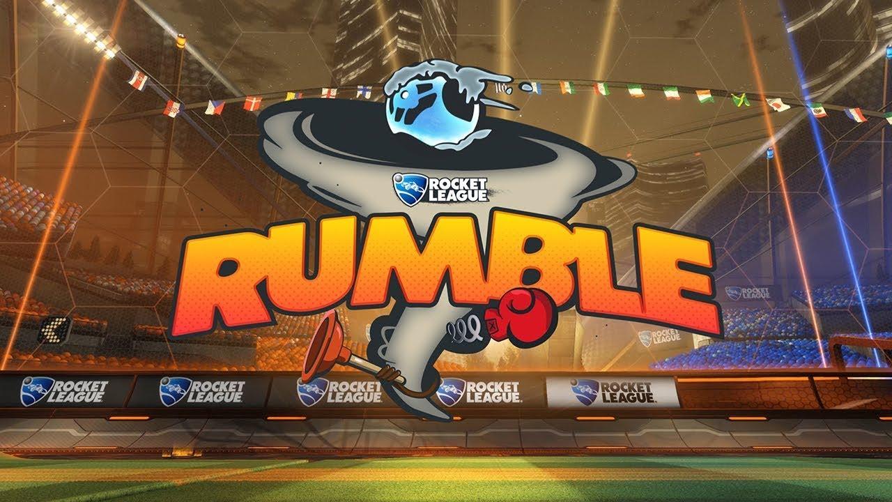Rumble /w გუჯა და საბა   Rocket League ქართულად