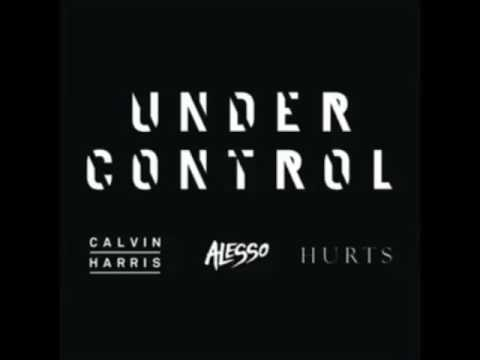 Calvin Harris & Alesso feat Hurts Under Control Official Instrumental