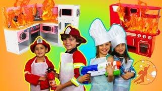 Kids Kitchen Pretend Recipes 2 - Kids Cooking Show