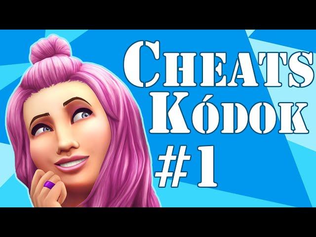 The Sims 4 tutorial Csaló kódok Új cuccok II Build mode cheats Debug Tricks & Tips