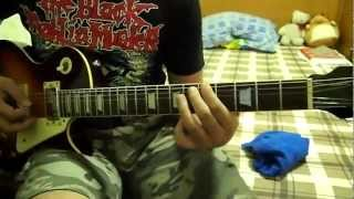 King Me - Lamb Of God - guitar cover HD
