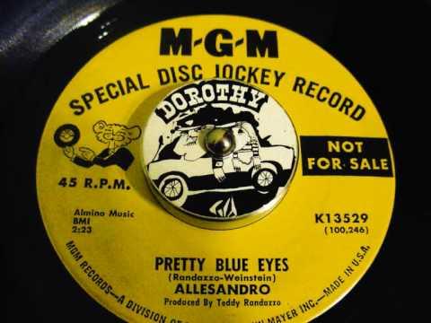 Allesandro - Pretty Blue Eyes