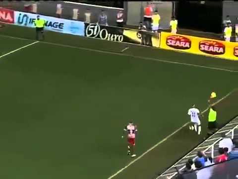 Neymar's Amazing Touch vs. Botafogo