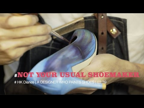 Not Your Usual Shoemaker