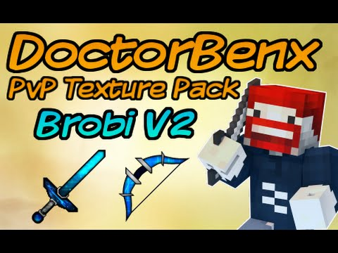 DoctorBenx Texture Pack | Brobi V2 [Amazing Animated Pack ...