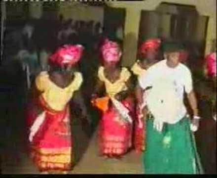 King Robert Ebizimor - Cultural Beat