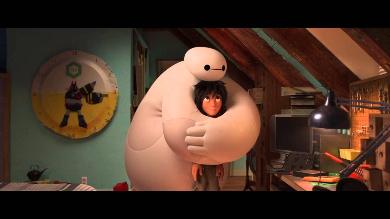 Walt Disney Animation Studios Wallpaper BH6 - BAYMAX HUG {ULTR...