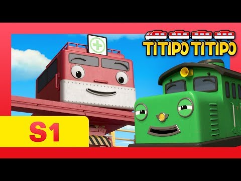 TITIPO S1 EP20 l Diesel envies the new wagon train?! l TITIPO TITIPO