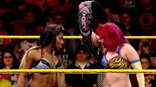 Asuka vs. Ember Moon - NXT Women's Championship Match